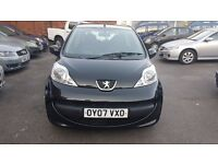 Peugeot 107 1.0 12v Urban 3dr£1,695 p/x welcome