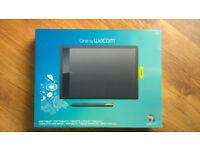 Wacom CTL-671 ONE Medium Graphic Tablet