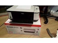 CANON PIXMA MP250 ALL IN ONE COPY SCAN PRINT NEED NEW INK