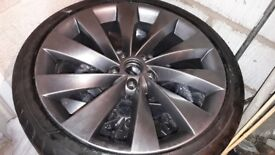 "19"" vw/Audi Turbine alloys 5x112 PCD ET 45"