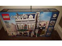LEGO Creator 10243, Parisian Restaurant. Brand New & Sealed