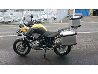 SOLD SOLD SOLD BMW R1200 GSA with Full BMW Luggage, Price Promise
