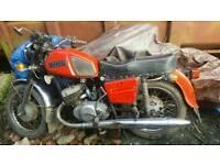 IZH Jupiter Motorcycle