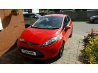 2010 Ford Fiesta Edge 1.4 TDCI