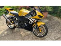 Yamaha r6 limited edition low miles