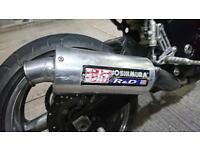 GSXR 750 Superbike