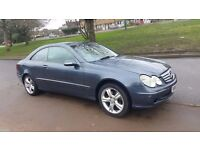 MERCEDES BEZ CLK AUTOMATIC, LPG CONVERTED, 114K MILES, HPI CLEAR, LONG MOT, FULLY ELECTRIC