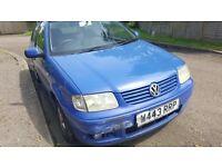 2001 VW polol