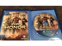 For Honor PS4 condition A