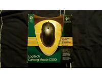 Logitec G500 Laser Gaming Mouse