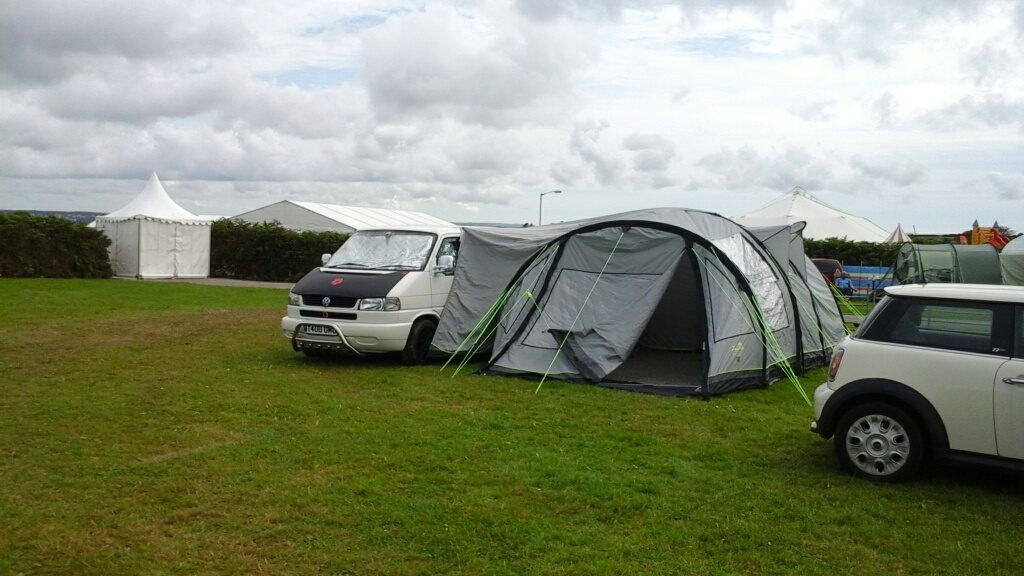 Keyham 4xl Inflatable drive away awning /VW T4