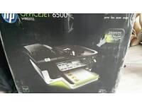 HP OFFICEJET 6500 wireless printer scanner fax & copy