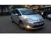 CITROEN C4 GRAND PICASSO VTR+ HDI GOOD CONDITION FULL SERVICE HISTORY LONG MOT