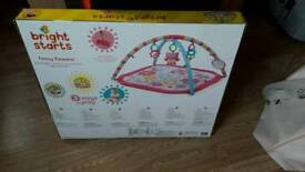 BABY PLAYMAT/GYM £7