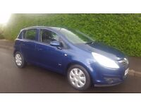 IMMACULATE CORSA 1.3 CDTI DIESEL £30 TO TAX FULL DEALER SERVICE HISTORY ASTRA FIESTA PUNTO CLIO 207