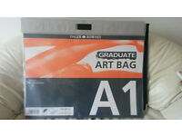 Art Case & Project Bag (Both A1) **BRAND NEW** Daler-Rowney**