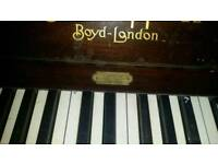 Piano for sale £190