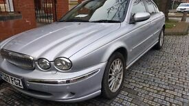 Jaguar 2007 diesel 2L new MOT just 113 mil