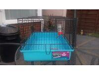 Hamster home