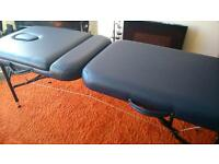 lifestyle therapy table/ portable massage bed