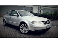 2003 Volkswagen Passat Sport 130bhp Automatic. Swap/px for type r or vrs or gti anything considered