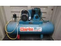 Clarke Air Compressor - SE10C110