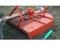 Tractor Topper 6ft Heavy Duty Swipe