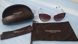 Christian Lacroix sunglasses