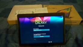 Samsung Galaxy Tab S with 64gb memory card