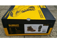 Safety Boots size 8 DeWalt