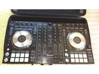 Pioneer DJ Controller model DDJ-SX + carry case