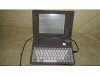 Hi grade vintage laptop ,good working order