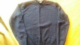 Boys GAP Navy Blue Jumper age 10-11 years