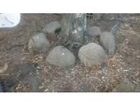 Landscaping boulders/stones