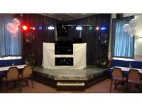 DJ Disco Setup