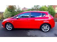 Seat Leon 2.0 TDI FR CR 2012. Only 27000 miles / Full Service History