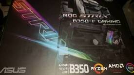 asus rog strix gaming motherboard