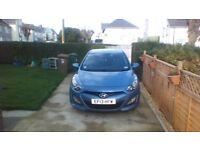 Hyundai I30 Classic Blue Drive CR, 2013