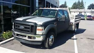 2008 Ford F-450 XL/aire climatisé