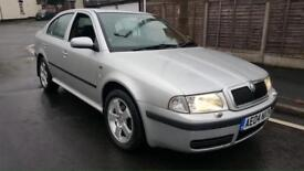 SKODA OCTAVIA 1.9 TDI 2004 ELEGANCE 5 SPEED MANUAL