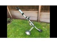 Golf trolley by Ryder. Mickleover derby