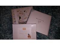 Wedding Guestbooks x 6 various