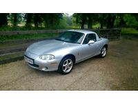 Mazda Mx5 for spares or repair