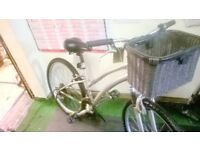 HYBRID BIKE FROM USA WITH AUTO GEAR CHANGER FULLY RESTORED