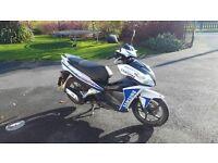 Honda Racing Moped