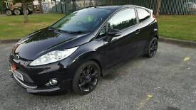 Ford Fiesta Metal (Limited Edition)