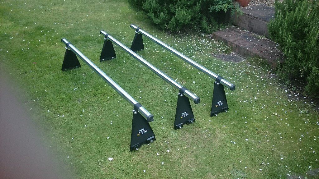 Landrover Discovery Td5 Triple Rhino Roof Rack In
