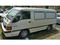 LHD Mitsubishi L300 and Volkswagen T4. Both LWB. ENGINE AND GEARBOX IN Superb Conditions