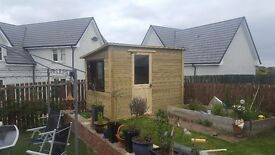 Heavy duty sheds made to any size