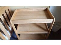Baby Changing Table from Mamas & Papas - great condition..